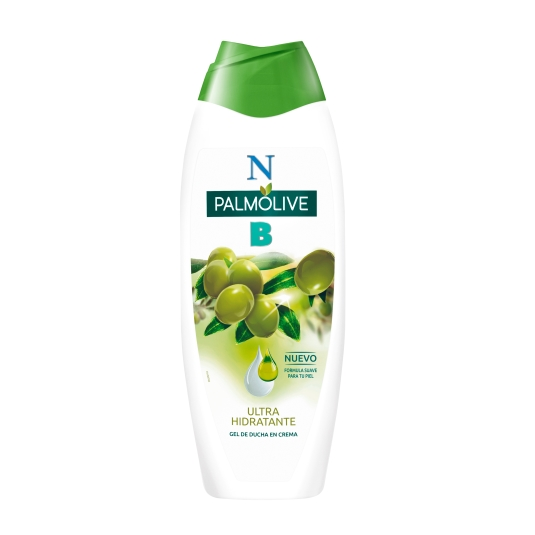 gel de ducha oliva, 600ml