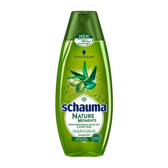 champú anti-puntas abiertas, 400ml