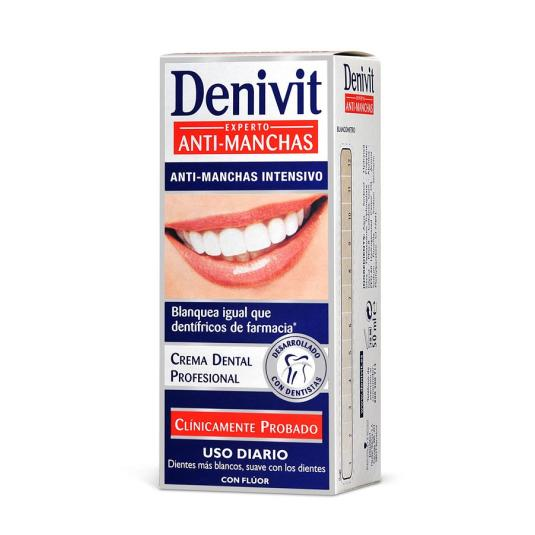 dentífrico anti-manchas, 50ml