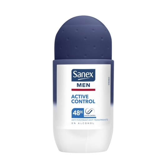 desodorante roll-on active control men, 50ml