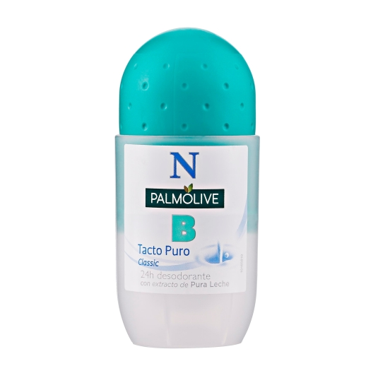 desodorante roll-on tacto puro, 50ml