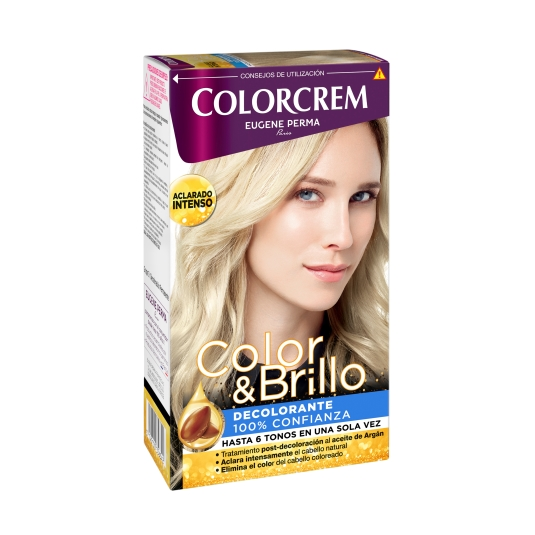 decolorante color y brillo, ud