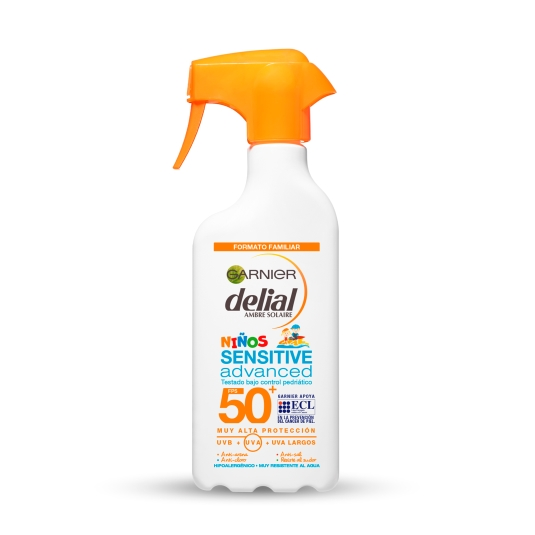 protector ip 50 niños spray, 300ml