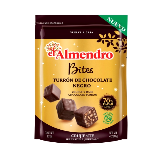 bites chocolate 70%, 120g
