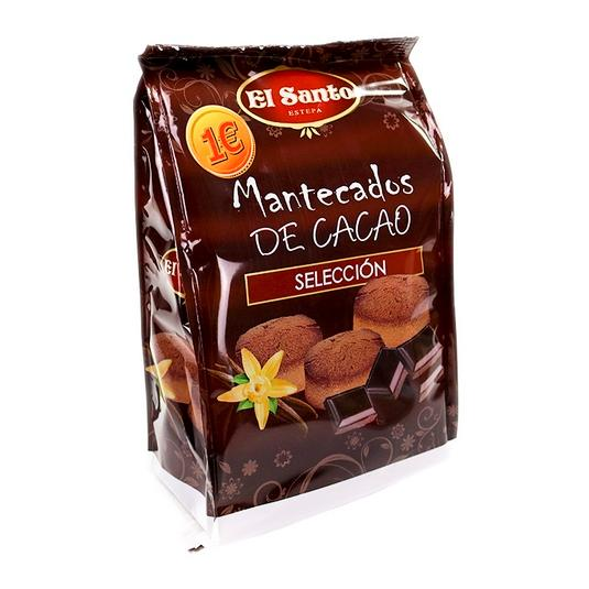 mantecado cacao, 200g