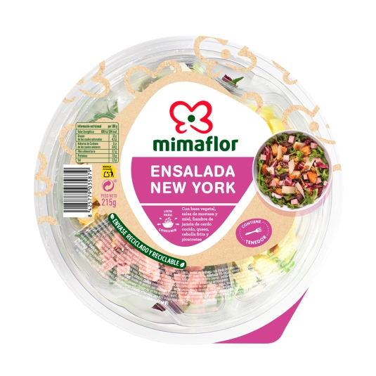 ensalada new york, 215g